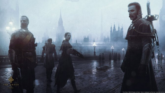 1×15: The Order: 1886