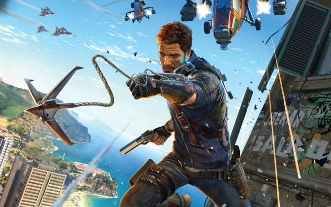 Radio Rapture – 2×08: Battlefront, Just Cause 3, Multi Uncharted