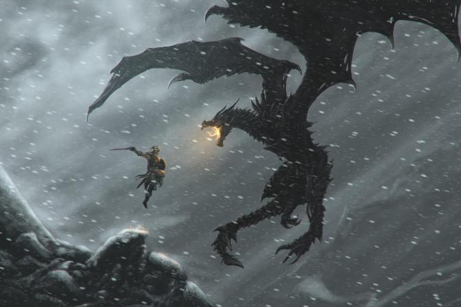 2×18: Crónicas de Skyrim